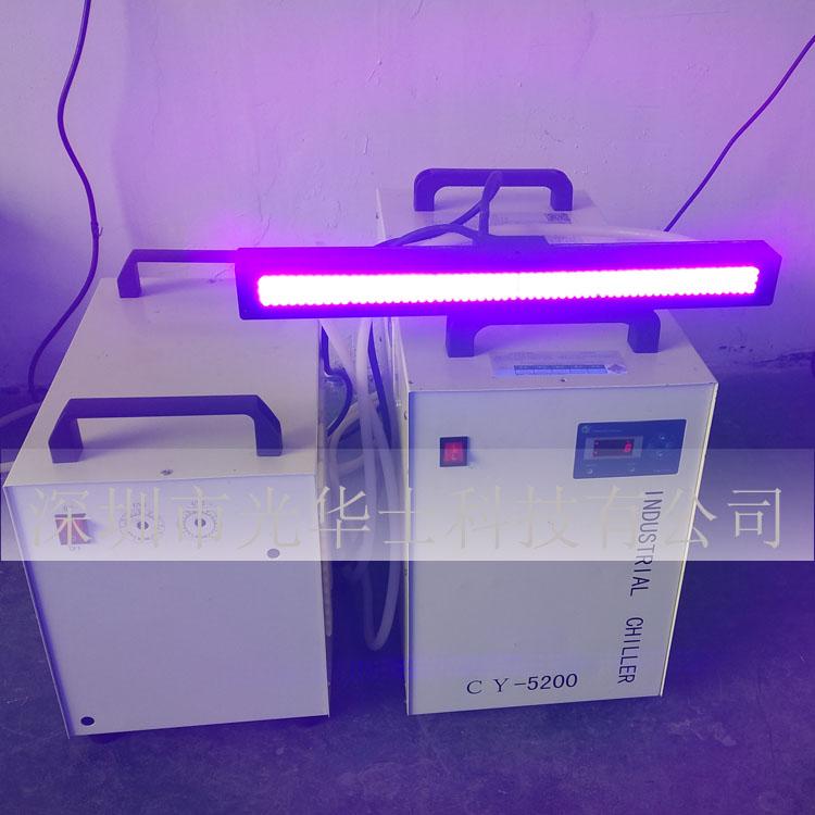 丝印UV油墨LED固化灯