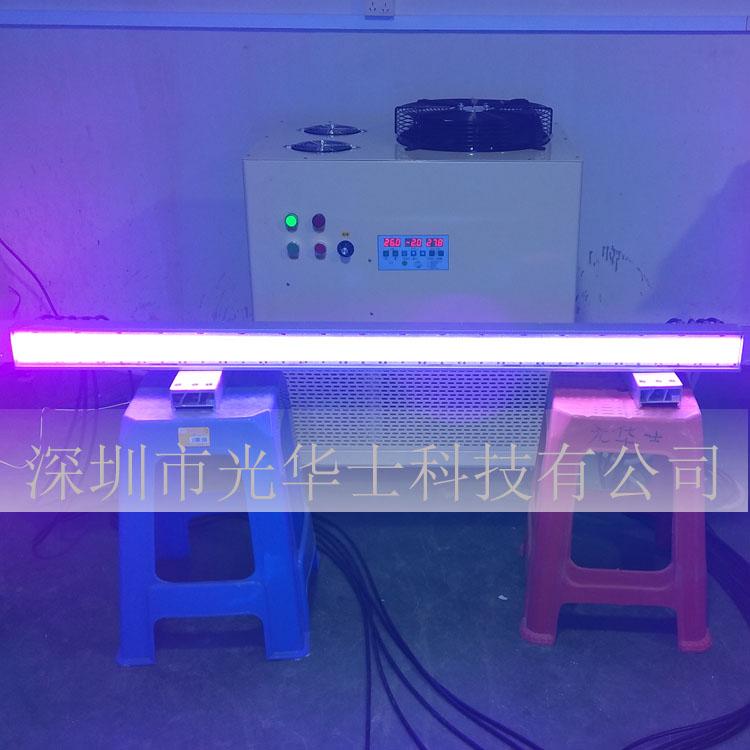 木门UV油漆LED紫光固化灯